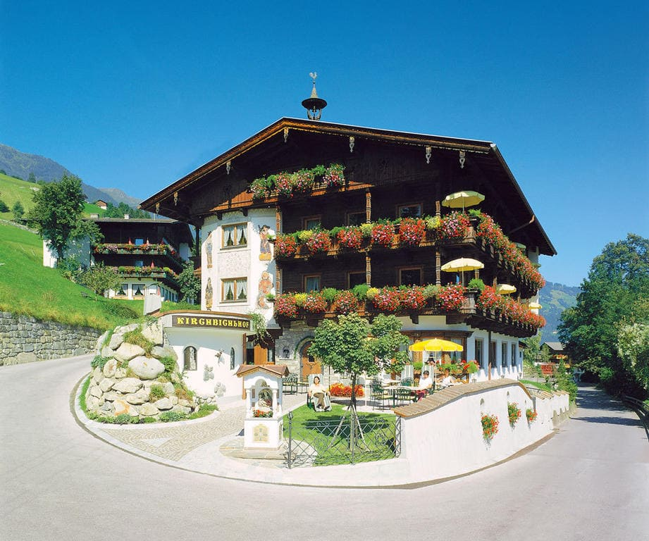 Zillertal Unterkunfte Hotels Und Ferienwohnungen Im Zillertal