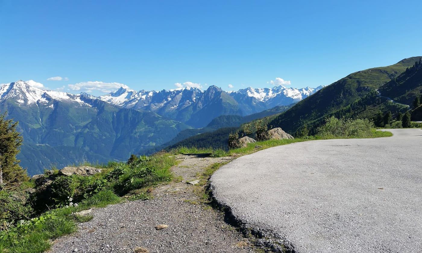 Zellberg Zillertal Foto Hotels Unterkunft Sommer Winter