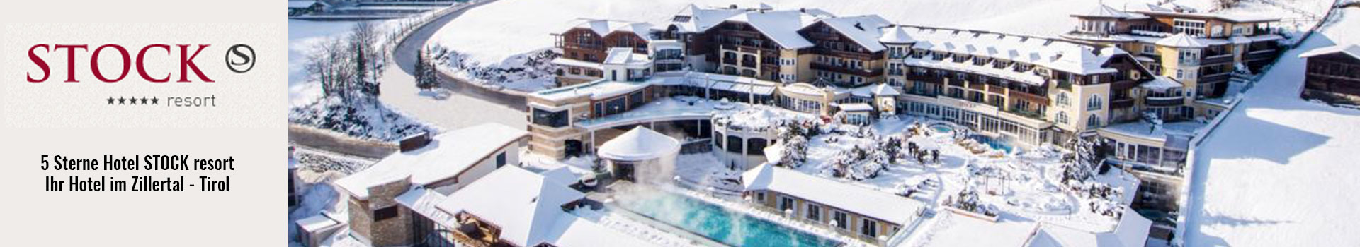 Banner Hotel Suchergebnisse 1920x350px – Stock Resort