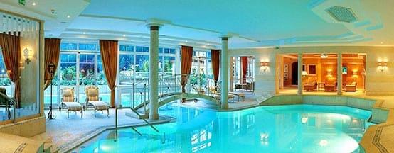 Stock Resort WellnessHotel Sporthotel Finkenberg Zillertal