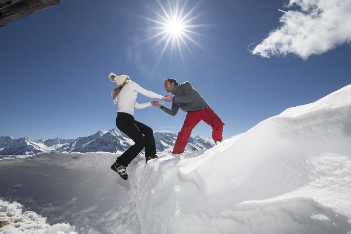 Winter Zillertal