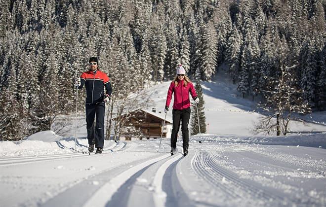 Ski Langlauf Zillertal Mayrhofen Tirol
