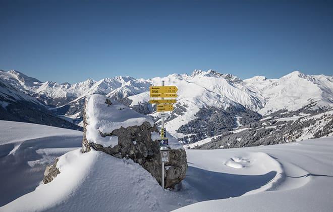 Skilanglauf Zillertal Tirol