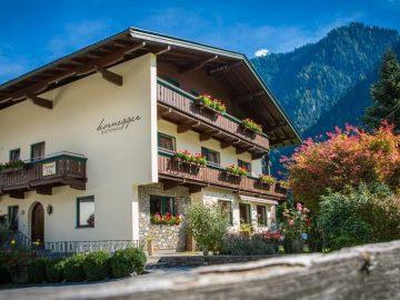 Gästehaus Hornegger Pension Mayrhofen