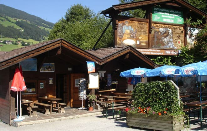 Goldschaubergwerk Zillertal