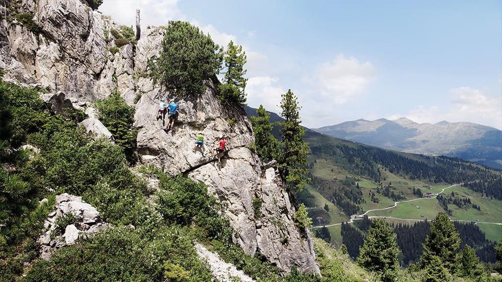 Klettern Zillertal